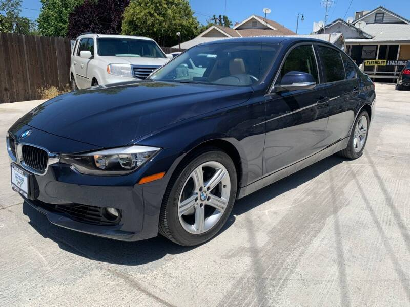 2012 BMW 3 Series for sale at Integrity Motorz, LLC in Tracy CA