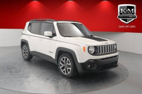 2016 Jeep Renegade for sale at K&M Wayland Chrysler  Dodge Jeep Ram in Wayland MI