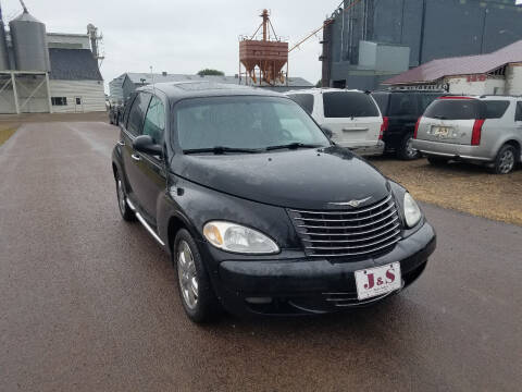 2004 Chrysler PT Cruiser for sale at J & S Auto Sales in Thompson ND