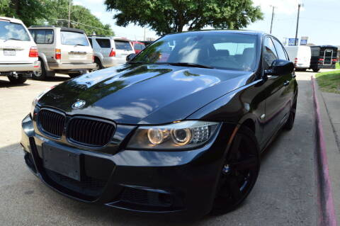 2011 BMW 3 Series for sale at E-Auto Groups in Dallas TX