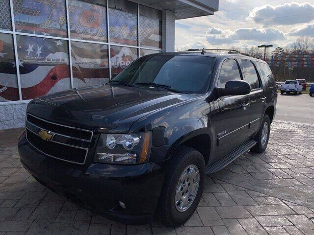 2013 Chevrolet Tahoe for sale at Tim Short Auto Mall in Corbin KY