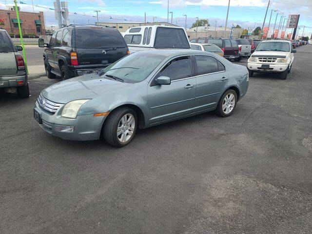 2006 Ford Fusion for sale at Cars 4 Idaho in Twin Falls ID