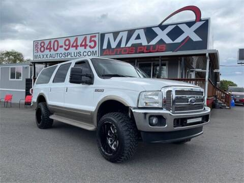 2000 Ford Excursion for sale at Maxx Autos Plus in Puyallup WA