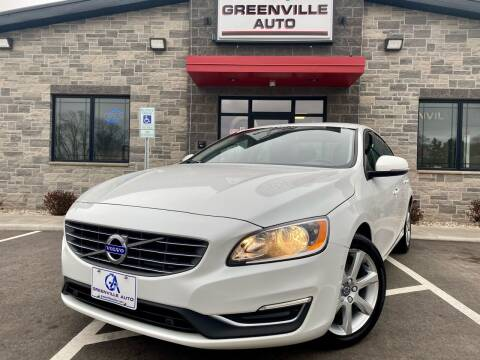 2016 Volvo S60 for sale at GREENVILLE AUTO in Greenville WI