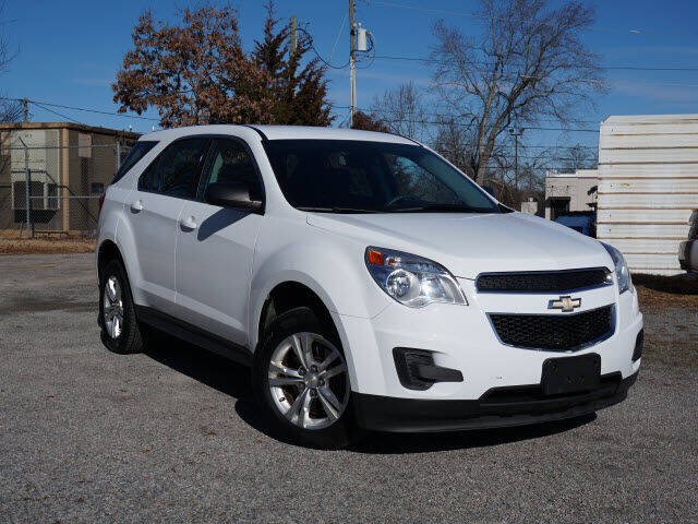 2014 Chevrolet Equinox for sale at Auto Mart in Kannapolis NC