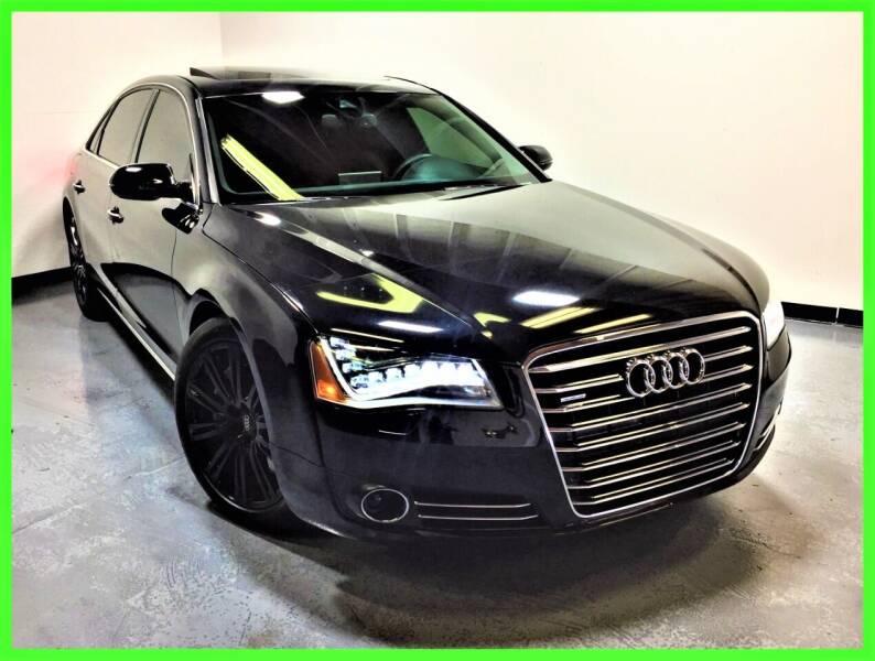 2013 Audi A8 L for sale at AMG Auto Sales in Rancho Cordova CA