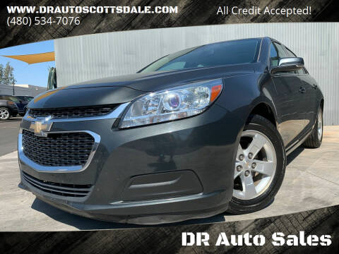2016 Chevrolet Malibu Limited for sale at DR Auto Sales in Scottsdale AZ