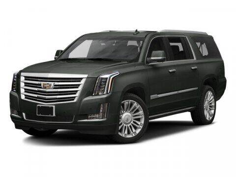 2016 Cadillac Escalade ESV for sale at Stephen Wade Pre-Owned Supercenter in Saint George UT