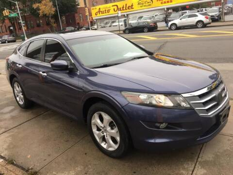 2012 Honda Crosstour for sale at Sylhet Motors in Jamacia NY
