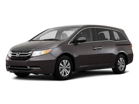 2016 Honda Odyssey for sale at Mann Chrysler Dodge Jeep of Richmond in Richmond KY