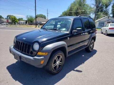 2006 Jeep Liberty for sale at Progressive Auto Sales in Twin Falls ID