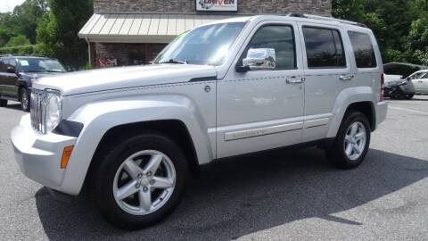2010 Jeep Liberty for sale at Driven Pre-Owned in Lenoir NC