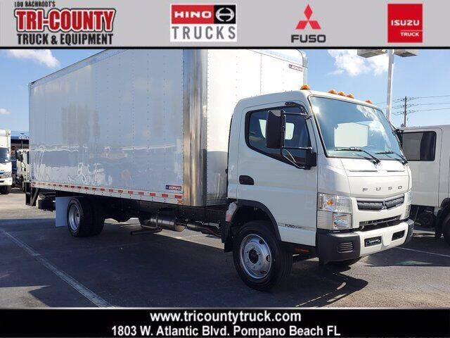 2021 Mitsubishi Fuso FEC9TS for sale at TRUCKS BY BROOKS in Pompano Beach FL