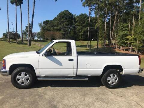 1997 GMC C/K 2500 Series for sale at Classic Car Deals in Cadillac MI