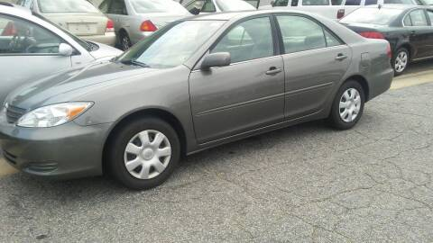 2003 Toyota Camry for sale at Charles Baker Jeep Honda in Norfolk VA