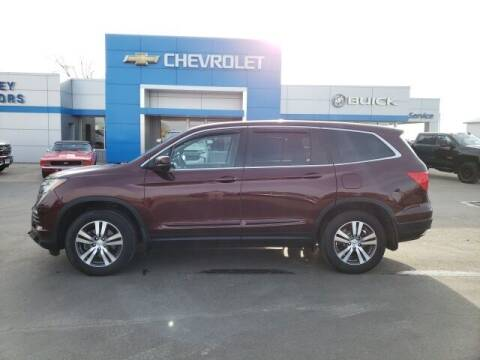 2017 Honda Pilot for sale at Finley Motors in Finley ND