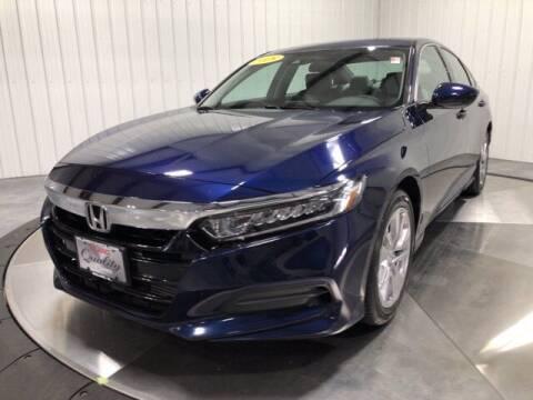 2018 Honda Accord for sale at HILAND TOYOTA in Moline IL