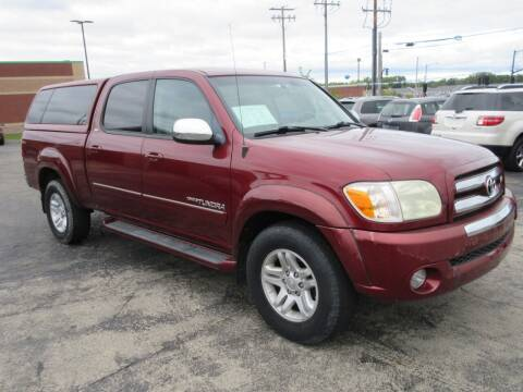 2006 Toyota Tundra for sale at Fox River Motors, Inc in Green Bay WI