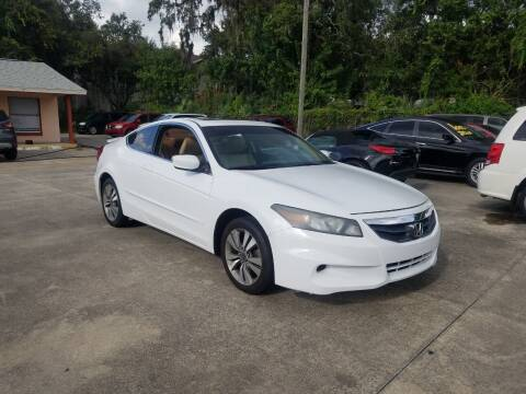 2011 Honda Accord for sale at FAMILY AUTO BROKERS in Longwood FL