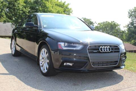 2013 Audi A4 for sale at Harrison Auto Sales in Irwin PA