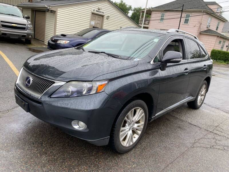 2010 Lexus RX 450h for sale at Broadway Motoring Inc. in Arlington MA