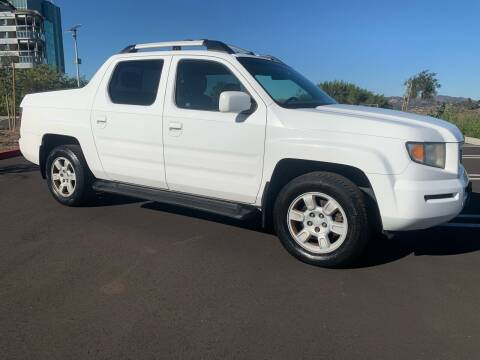 2006 Honda Ridgeline for sale at San Diego Auto Solutions in Escondido CA
