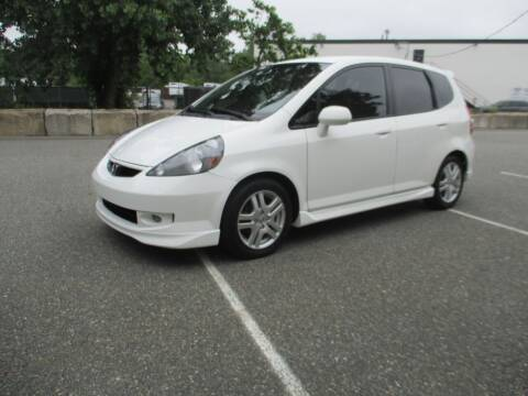 2007 Honda Fit for sale at Route 16 Auto Brokers in Woburn MA
