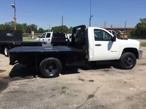 2012 Chevrolet Silverado 3500HD for sale at BSA Used Cars in Pasadena TX