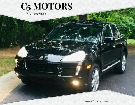 2010 Porsche Cayenne for sale at C5 Motors in Marietta GA