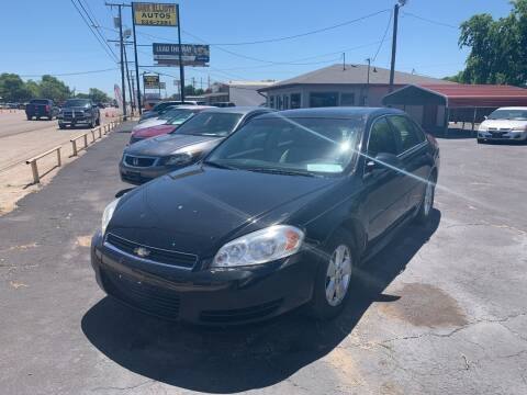 2011 Chevrolet Impala for sale at Elliott Autos in Killeen TX