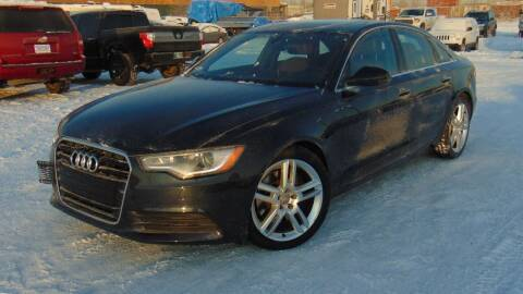 2015 Audi A6 for sale at Dependable Used Cars in Anchorage AK