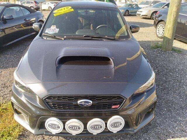 2019 Subaru WRX for sale at Car Spot Of Central Florida in Melbourne FL