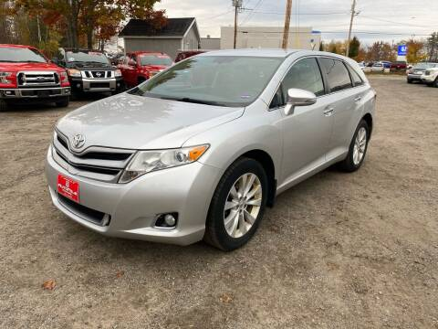 2013 Toyota Venza for sale at AutoMile Motors in Saco ME