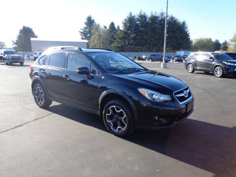 2015 Subaru XV Crosstrek for sale at New Deal Used Cars in Spokane Valley WA