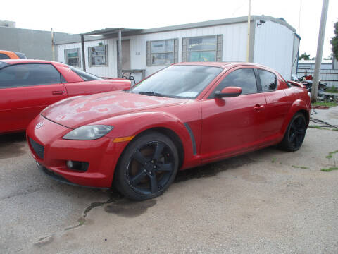 2005 Mazda RX-8 for sale at BUZZZ MOTORS in Moore OK