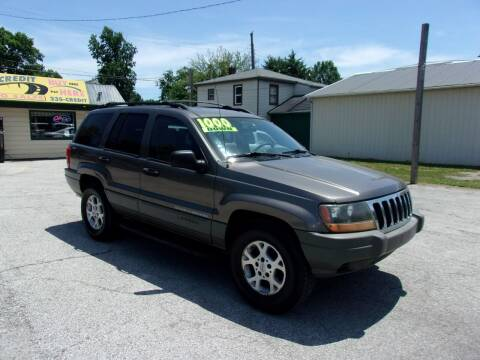 1999 Jeep Grand Cherokee for sale at Car Credit Auto Sales in Terre Haute IN