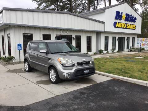 2013 Kia Soul for sale at Bi Rite Auto Sales in Seaford DE