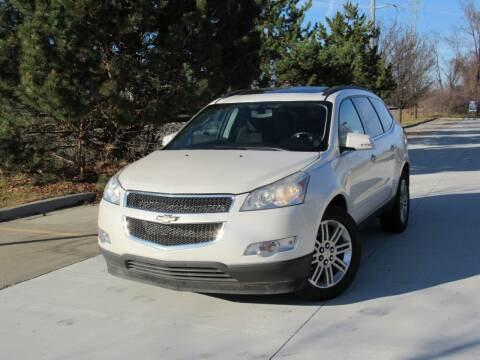 2011 Chevrolet Traverse for sale at A & R Auto Sale in Sterling Heights MI