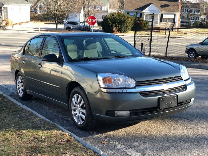 2004 Chevrolet Malibu for sale at Emory Street Auto Sales and Service in Attleboro MA
