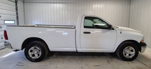 2010 Dodge Ram Pickup 1500 for sale at Ubetcha Auto in St. Paul NE