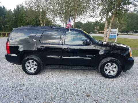 2008 GMC Yukon for sale at Darwin Harris Automotive in Fairhope AL
