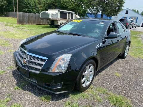 2009 Cadillac CTS for sale at Import Auto Mall in Greenville SC