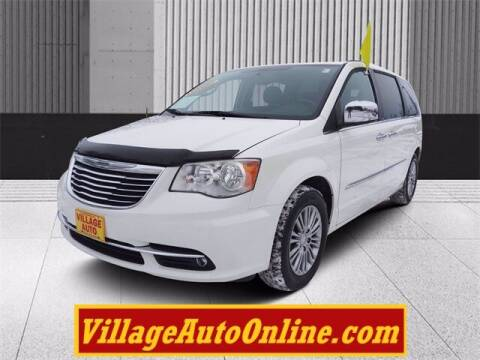 2013 Chrysler Town and Country for sale at Village Auto in Green Bay WI