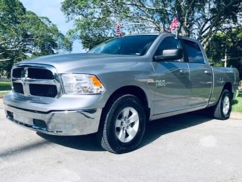 2019 RAM Ram Pickup 1500 Classic for sale at Venmotors LLC in Hollywood FL