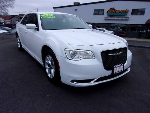 2015 Chrysler 300 for sale at Dorman's Auto Center inc. in Pawtucket RI