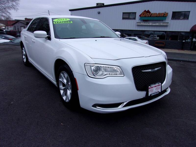 2015 Chrysler 300 for sale at Dorman's Auto Center inc. in Pawtucket RI