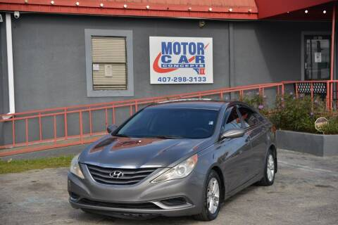 2011 Hyundai Sonata for sale at Motor Car Concepts II - Kirkman Location in Orlando FL