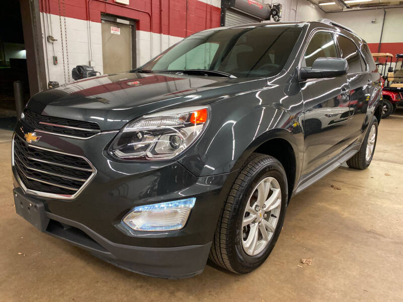 2017 Chevrolet Equinox for sale at Columbus Car Warehouse in Columbus OH