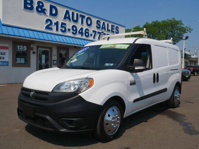 2015 RAM ProMaster City Cargo for sale at B & D Auto Sales Inc. in Fairless Hills PA