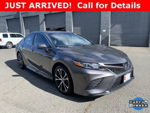2018 Toyota Camry for sale at Toyota of Seattle in Seattle WA